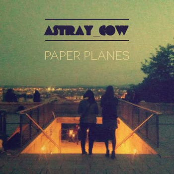 Paper planes cover art