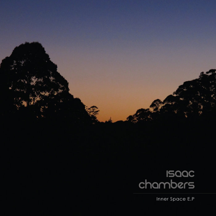 Isaac Chambers - Inner Space EP cover art