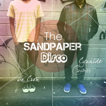 The Sandpaper Disco cover art