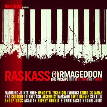 BArmageddon Mixtape cover art