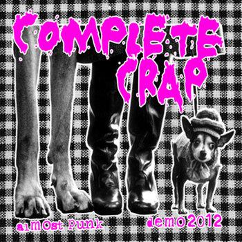 """almost punk"" - demo 2012 cover art"