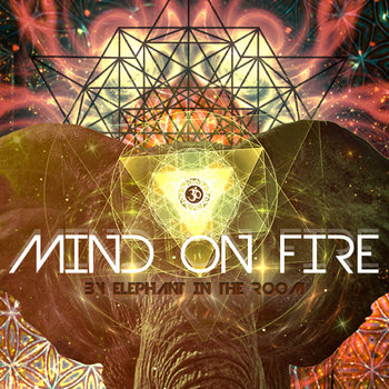 MIND ON FIRE cover art
