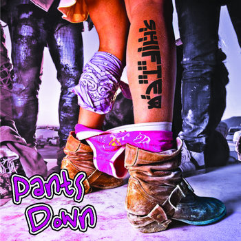 Pants Down EP cover art