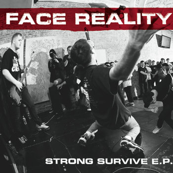 Face Reality - Strong Survive cover art