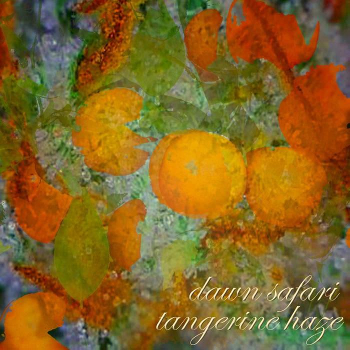 Dawn Safari - Tangerine Haze EP [SSR003] cover art