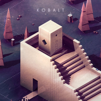 Kobalt EP 2013 cover art