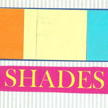 SHADES E.P. cover art