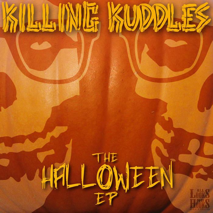 The Halloween e.p. cover art