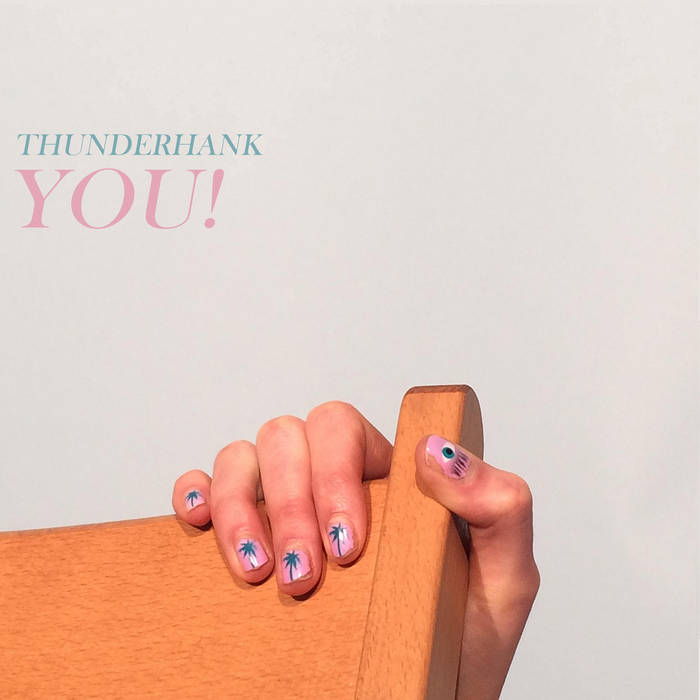 YOU! cover art