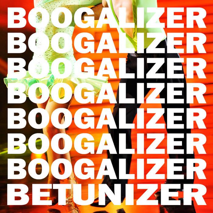 Boogalizer cover art