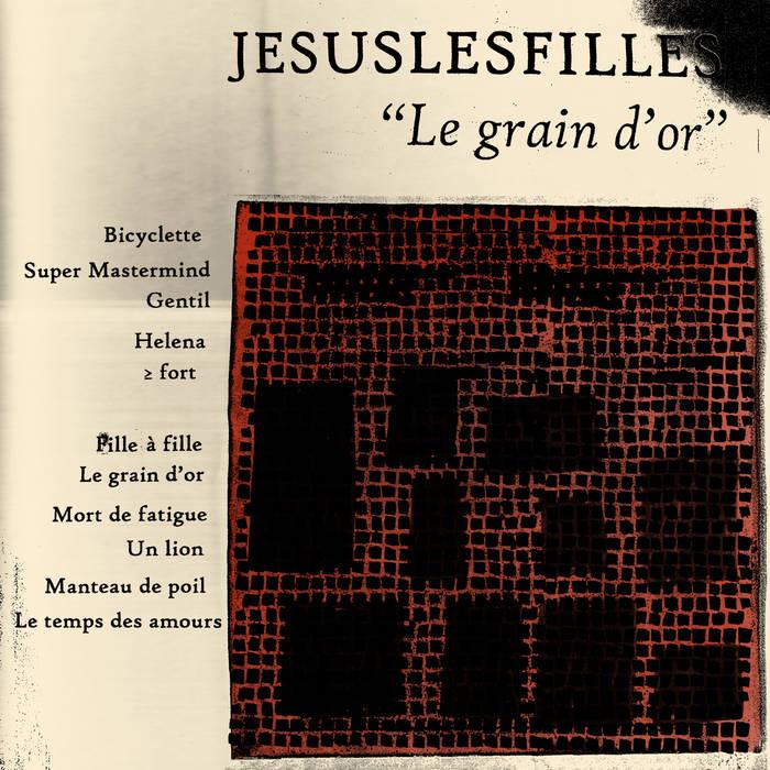 """""""Le grain d'or"""" cover art"""