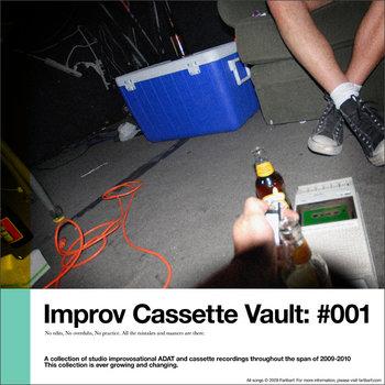 Improv Cassette Vault: #001 cover art