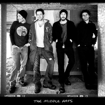 The Middle Rats cover art
