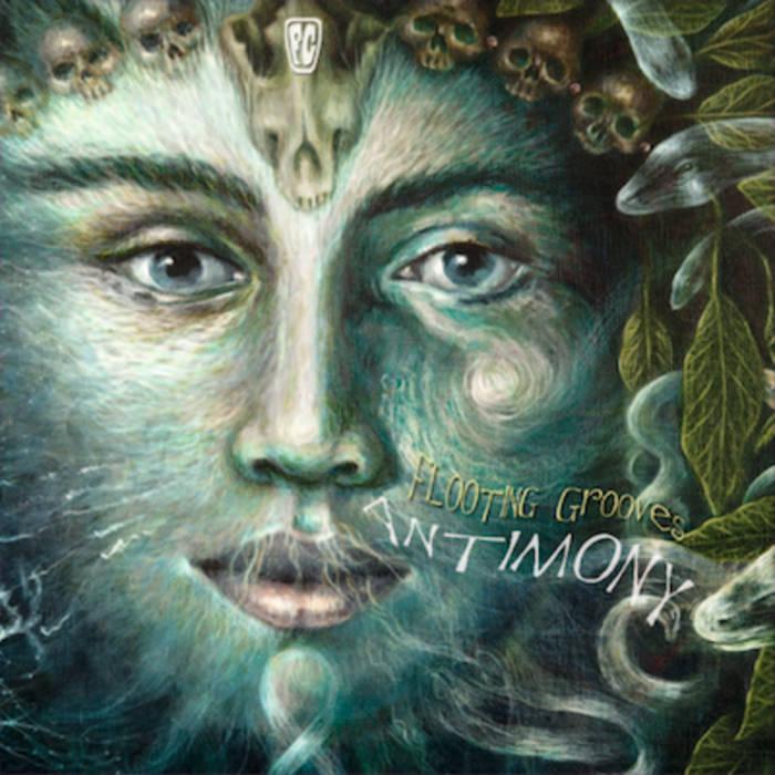 Antimony cover art
