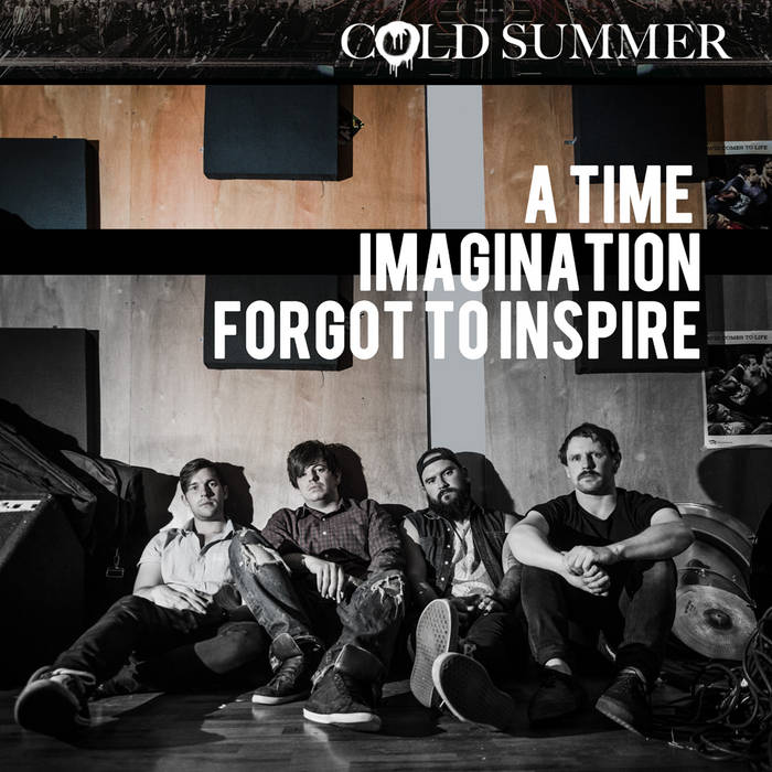 A Time Imagination Forgot To Inspire cover art