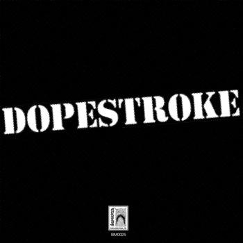 """DOPESTROKE """"S/T"""" EP cover art"""