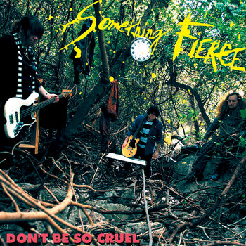 DON'T BE SO CRUEL cover art