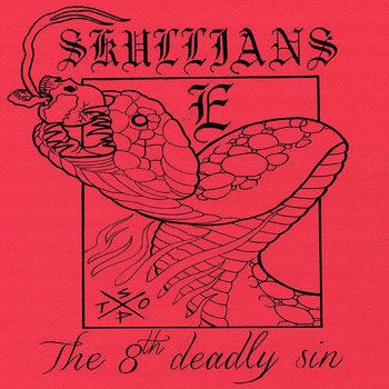 The 8th Deadly Sin cover art
