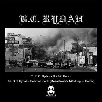 ASRD015 - B.C. Rydah - Robbin Hoodz cover art