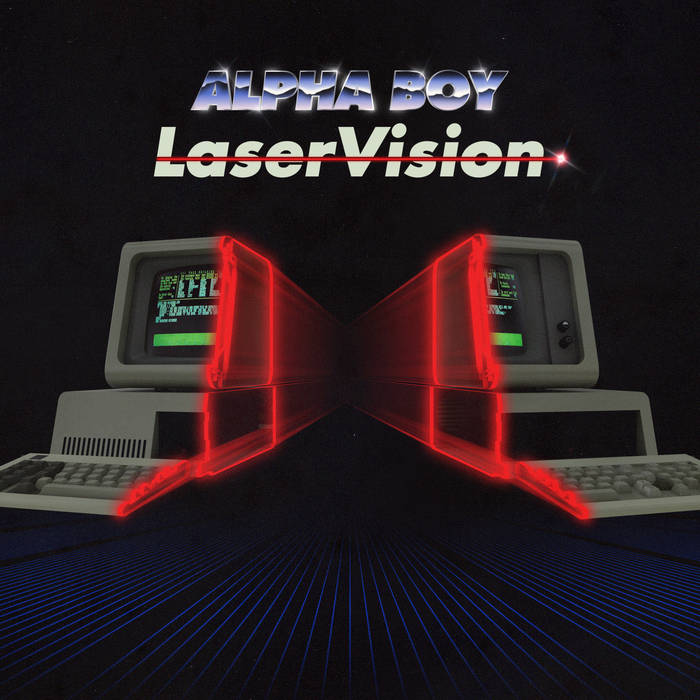 LaserVision cover art