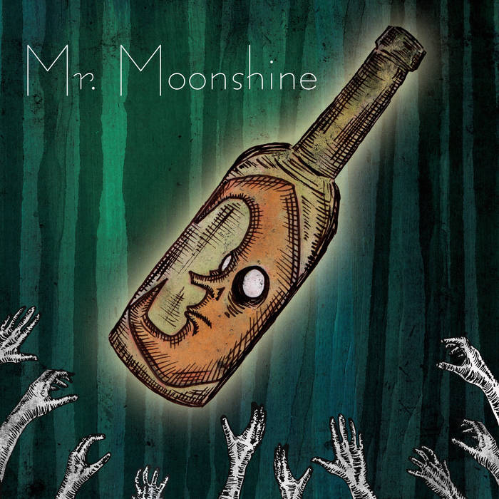 Mr. Moonshine cover art
