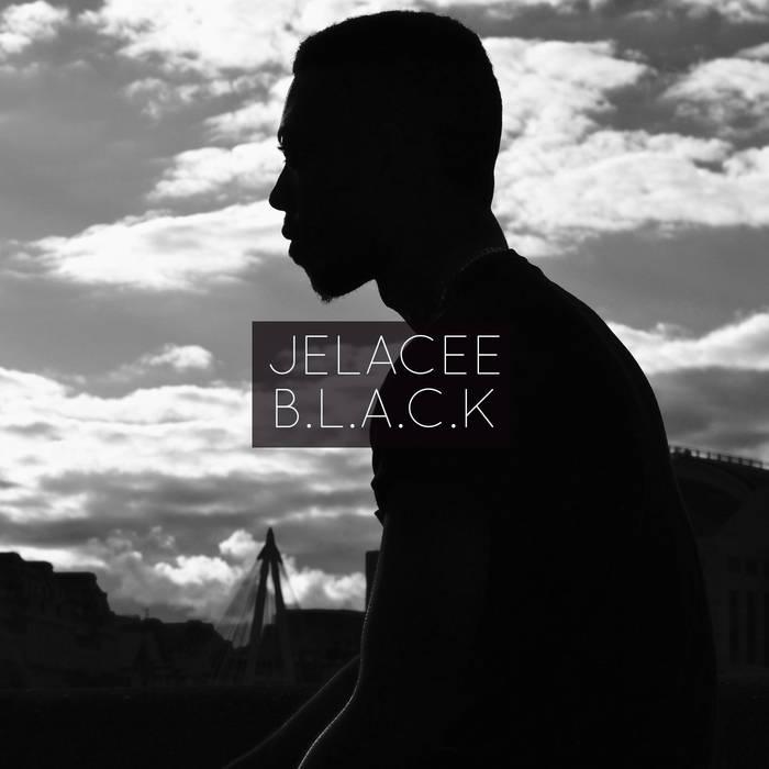 b.l.a.c.k EP cover art