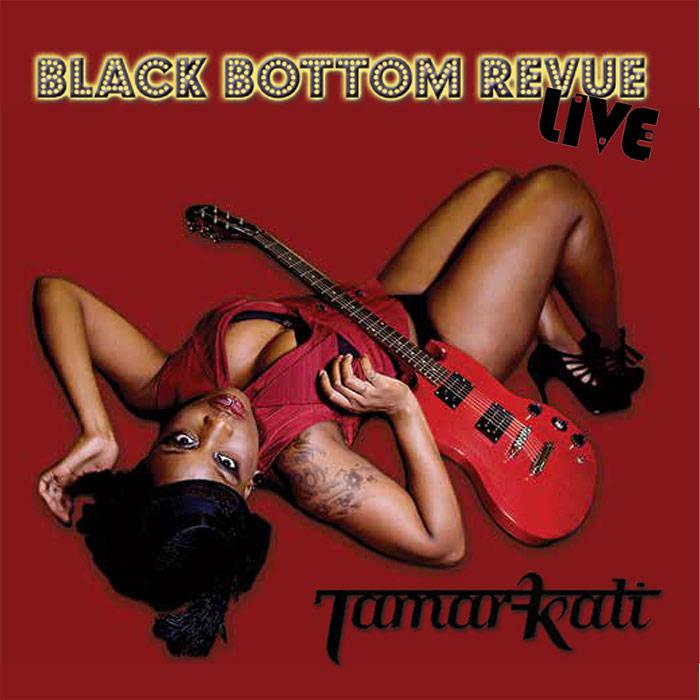 Black Bottom Revue LIVE! cover art