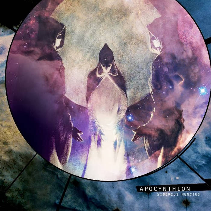 Sidereus Nuncius cover art