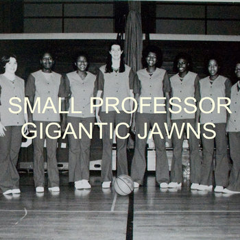 Gigantic Jawns cover art