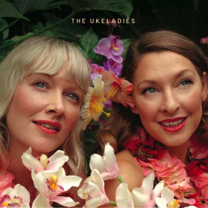 THE UKELADIES cover art