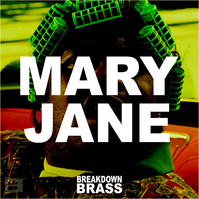 Mary Jane / The Horseman - Single cover art