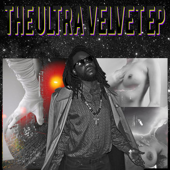The Ultra Velvet EP cover art