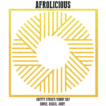 Gritty Street Sunny Day EP cover art