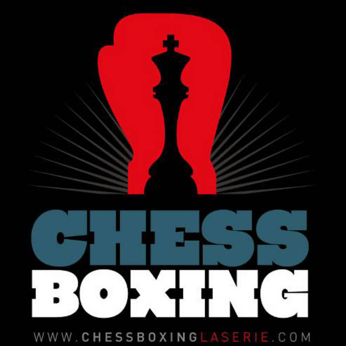 GLOVES (Chessboxing) cover art