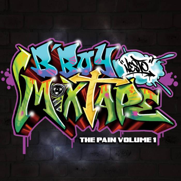 B-BOY THE MIXTAPE cover art