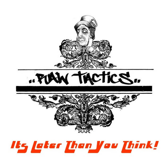 It's Later Than You Think EP cover art