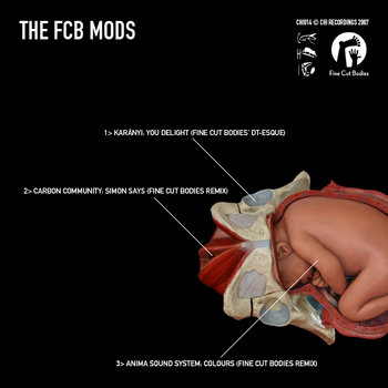 The FCB Mods cover art