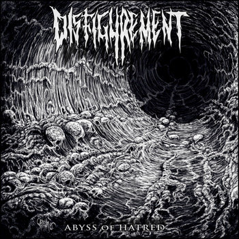 "Abyss of Hatred 7"" cover art"