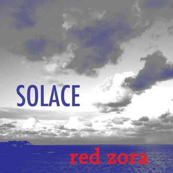 Red Zora - Solace EP cover