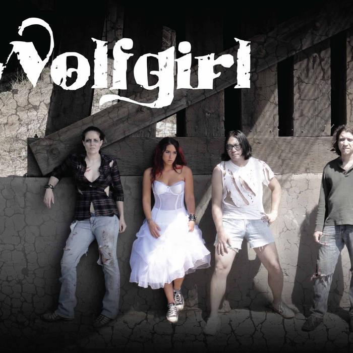 Wolfgirl cover art