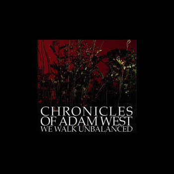 We Walk Unbalanced cover art