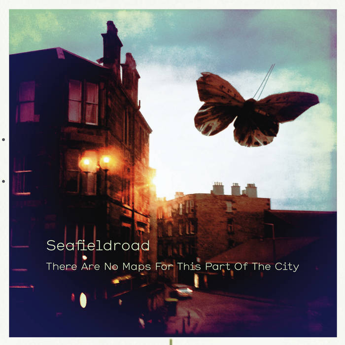 There Are No Maps For This Part Of The City (album, 2010) cover art