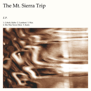 The Mt. Sierra Trip cover art