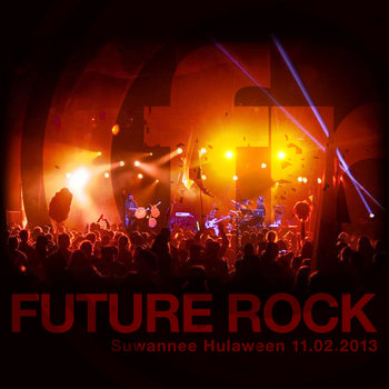 Suwannee Hulaween 11.02.2013 cover art