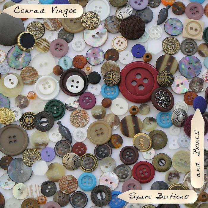 Spare Buttons and Bones cover art