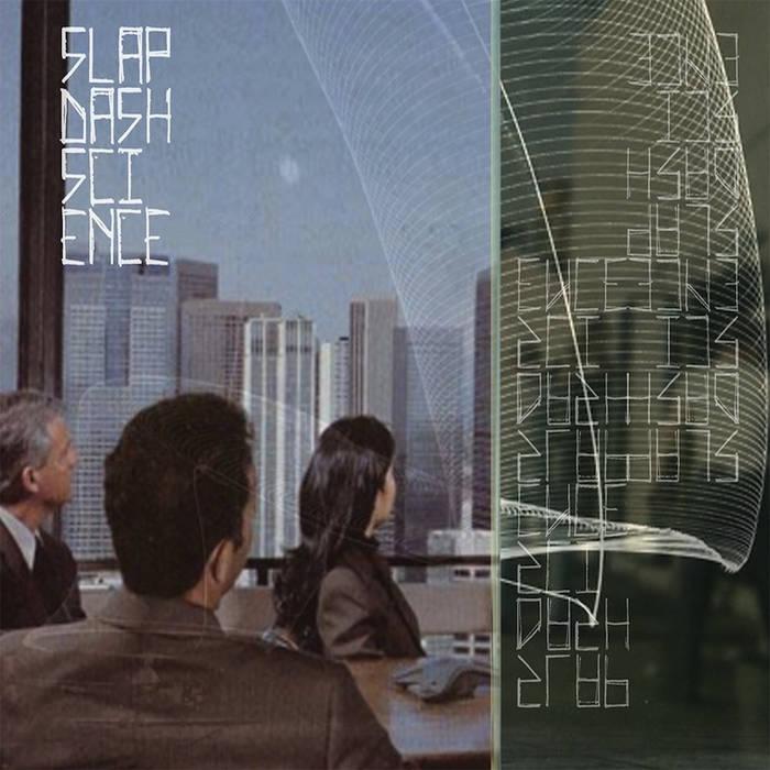 Slapdash Science cover art