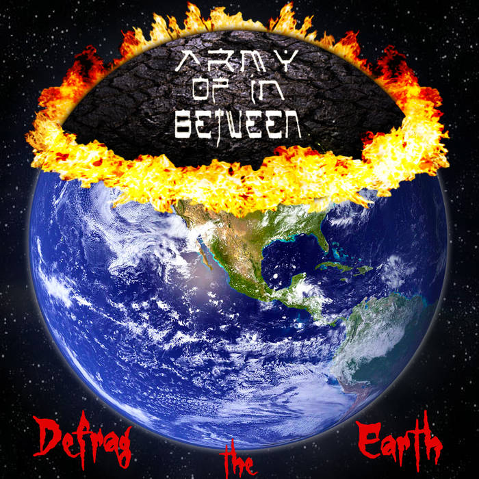Defrag the Earth EP cover art
