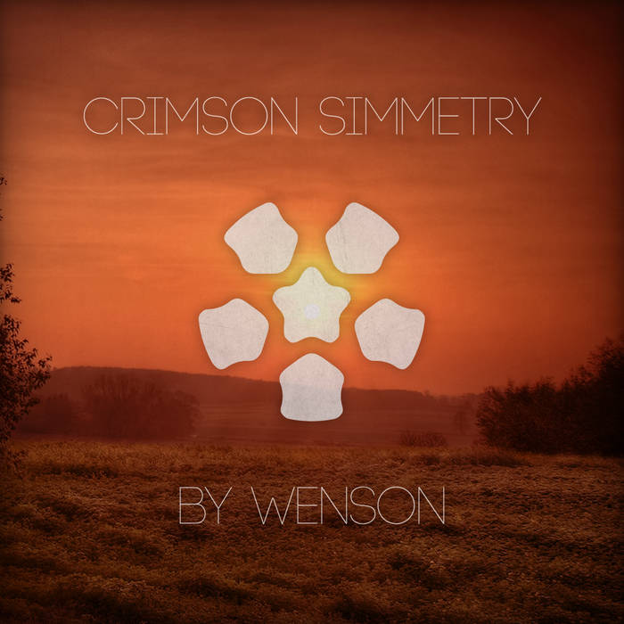 Crimson Symmetry cover art