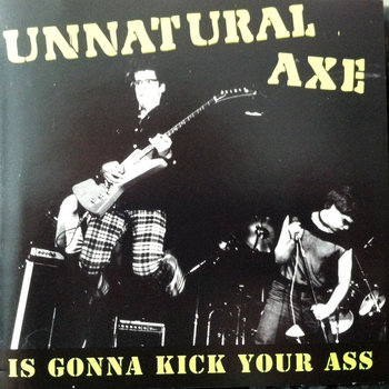 Is Gonna Kick Your Ass cover art