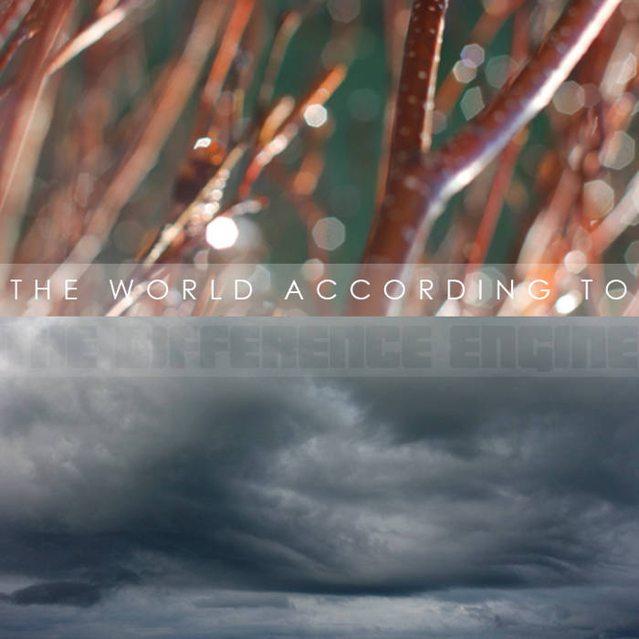 The World According To The Difference Engine cover art